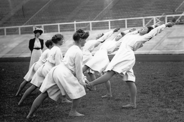 Vintage Photography: The 1908 London Olympics