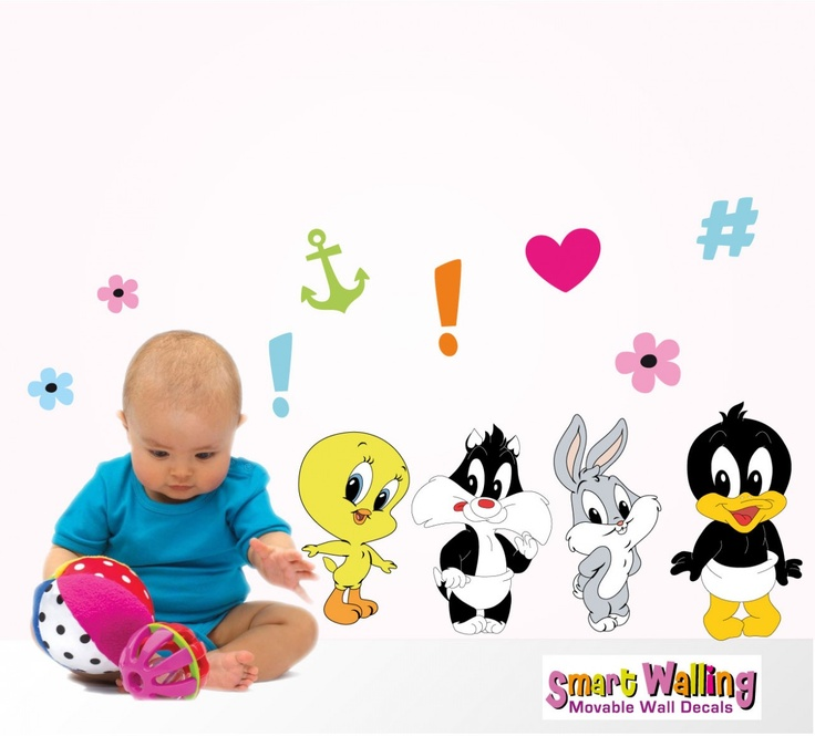 smartwalling, MOVABLE wall decals - Baby Disney Wall Decal, $7.95 (http://www.wholesaleprinters.com.au/baby-disney-wall-decal)