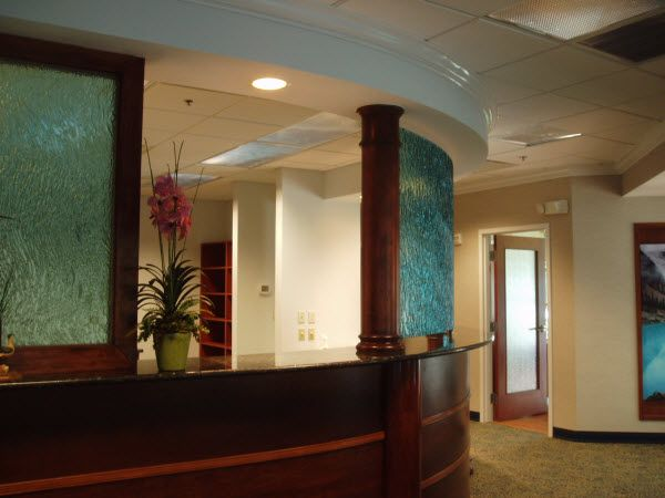Images medical office reception medical and dental for Medical office interior design