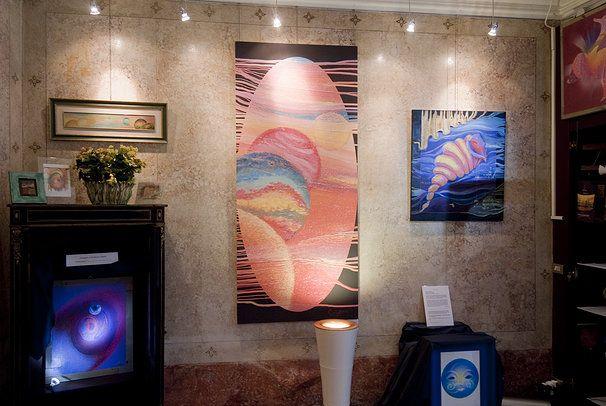 """Exibition Project """"TAPIZ INFINITO"""" © Carina Aprile"""