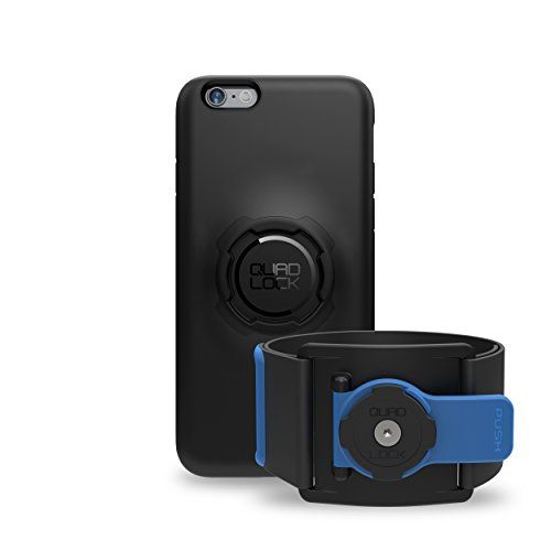 #holidayshopping #Quad Lock is the most comfortable and convenient sports armband on the market. Integrate your phone into your active lifestyle, it's as easy as...