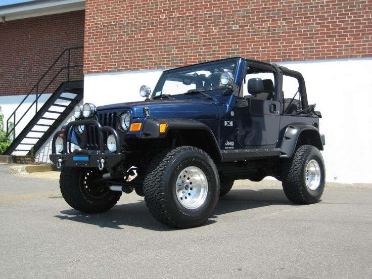 Jeep Wrangler Tj >> 2001 lifted jeep wrangler - Bing Images | Jeeps | Pinterest | Jeeps, Jeep truck and Jeep tj