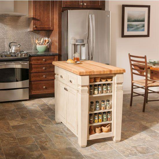 1000 Ideas About Portable Kitchen Island On Pinterest Kitchen Carts Kitchen Islands And