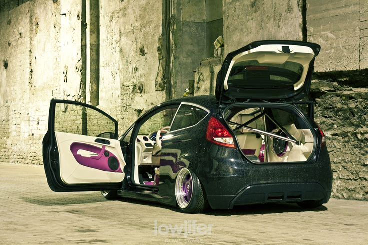 ford fiesta mk7 tuning ford pinterest the o 39 jays. Black Bedroom Furniture Sets. Home Design Ideas
