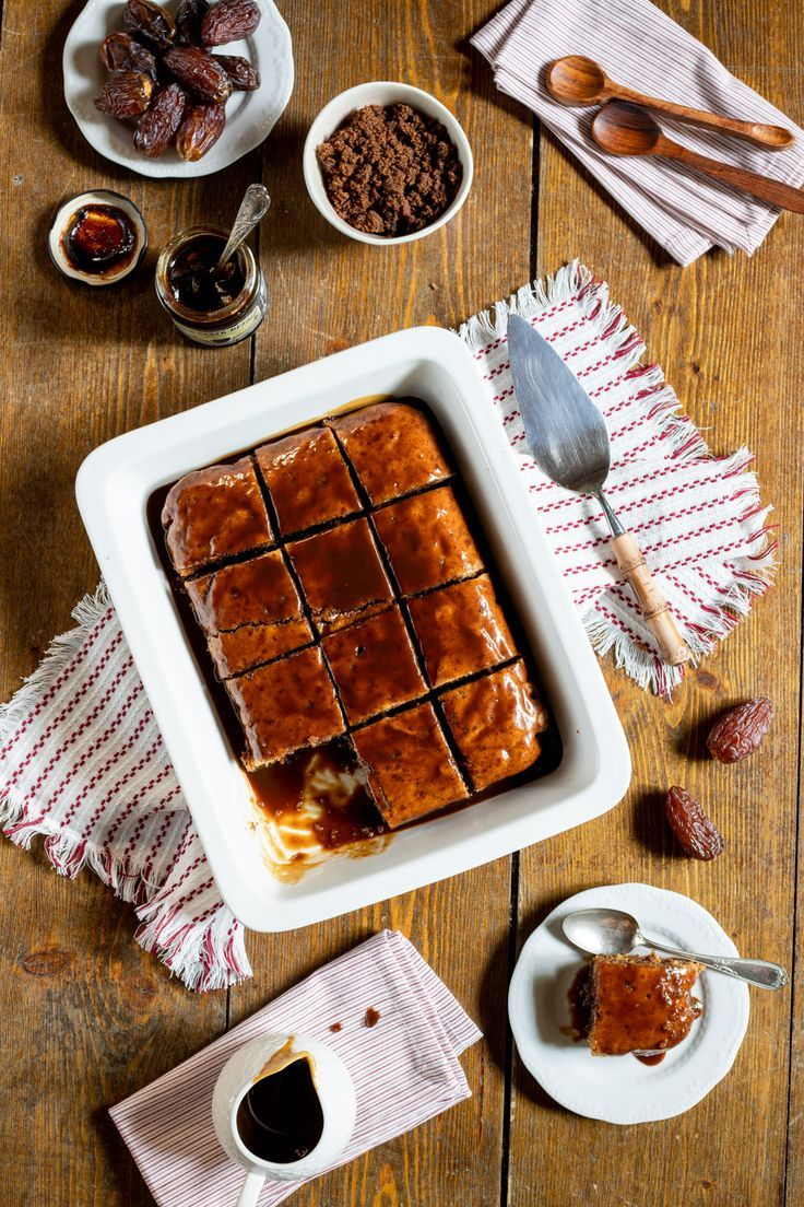 Sticky Toffee Pudding Ricetta Ricette Sticky Rice E Dolci
