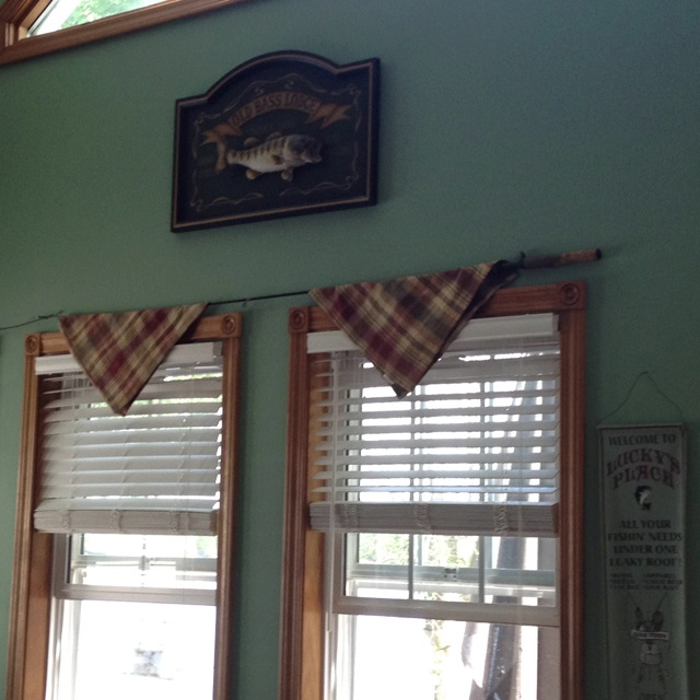 Fishing Rods Fishing Poles And Curtain Rods On Pinterest