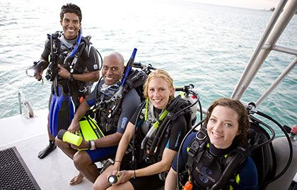 Scuba Diving Etiquette: Avoid Putting Your Dive Boot in Your Mouth