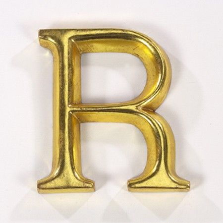 y letter in gold - photo #34