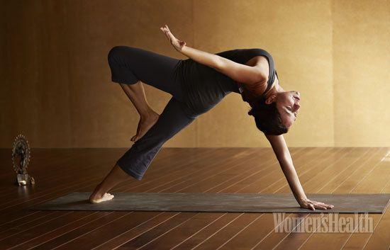 Йога для начинающих | Фитнес | Журнал для женщин «Women's Health»