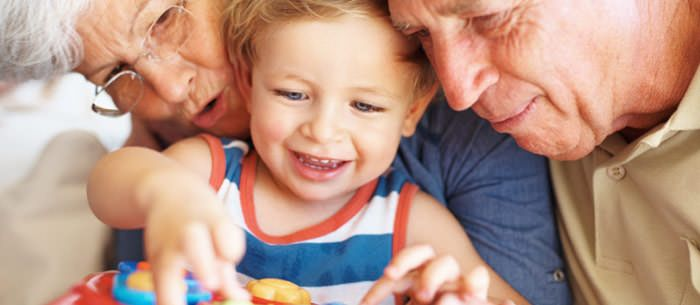 Check out these suggestions from Care.com on lessons grandparents can learn from grandchildren.