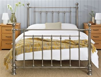 Leamington Nickel Bedstead