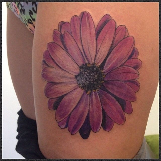 13 best images about daisy tattoo designs on pinterest gerber daisies pink daisy and daisy. Black Bedroom Furniture Sets. Home Design Ideas