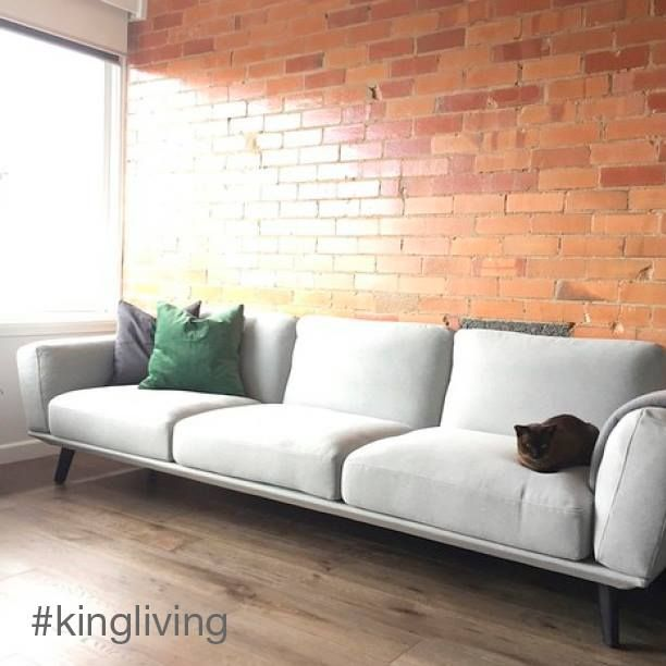 Thanks so much to @aimeeltstylist for this excellent example of #KingLiving - Love coming home to King? Share yours on Instagram! Follow @KingLivingAU and tag #KingLiving See more of the Neo on our website: http://bit.ly/1K84UlM