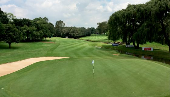 The Country Club Johannesburg Woodmead, is home to two superb golf courses: Woodmead and the newly rebuilt Rocklands course. The Woodmead course hosts the annual Telkom PGA tournament which forms part of South Africa's Sunshine Tour golf circuit.
