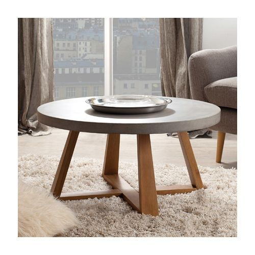 1000 id es sur le th me table basse ronde sur pinterest tables basses tabl - Table basse ronde pas cher ...