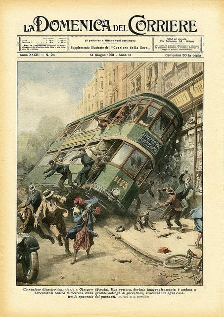 La Domenica del Corriere, 1931