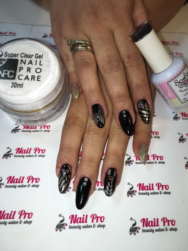 UV Gel builder Super Clear by #nailprocare and #somfis