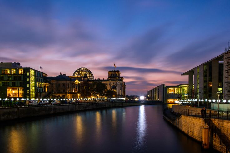 25 Years Fall of Berlin Wall by Massimiliano Ranauro on 500px