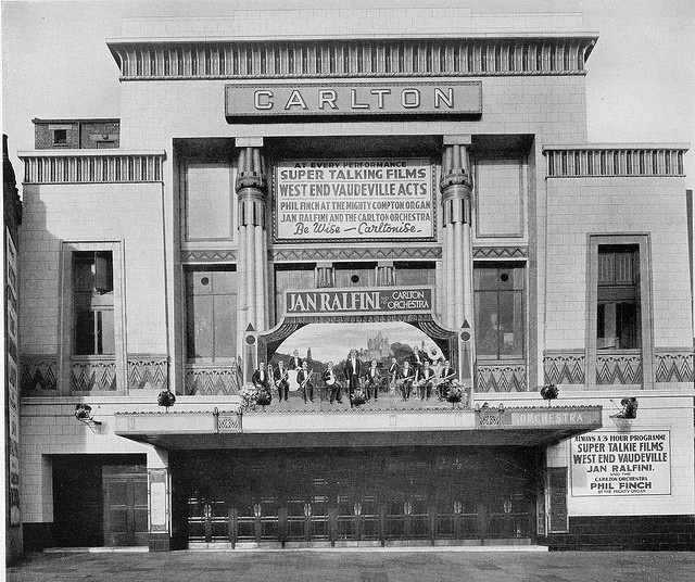 Carlton Cinema, Essex Rd, London
