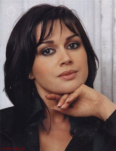 Анастасия Заворотнюк , актриса. Россия.