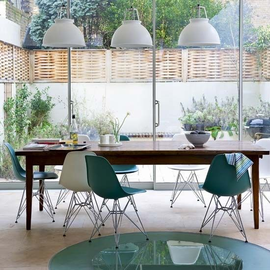 Dining room | Luxurious Fulham house tour | House tour | Modern decorating ideas | PHOTO GALLERY | Livingetc | Housetohome