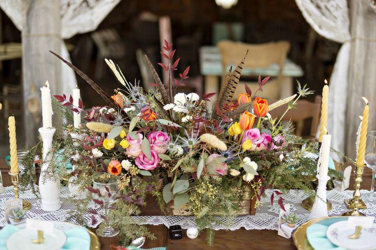 Livfull inspiration av dukning och buketter — Bröllopsblogg   Sisters in Law