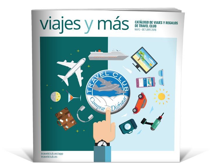 Cat Logo De Viajes Y Regalos Travelclub Mayo 2016