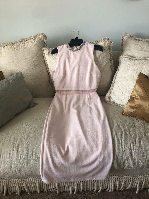 8b369d50f5a Blush ASOS Dress