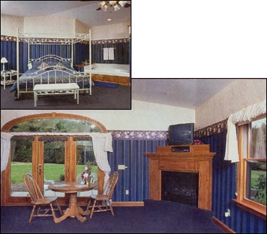 Pine Cove Guest Rooms