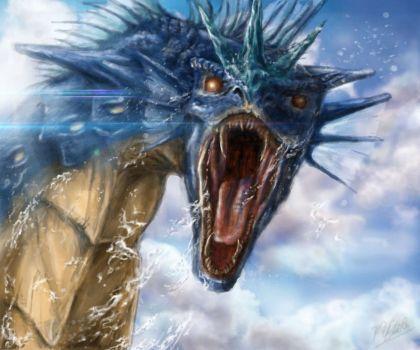 39 besten Drache Bilder auf Pinterest   Drachen, Fantasy kunst und ...