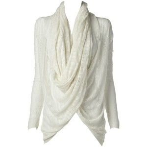 wrap sweaterSleeve Drapes, Wraps Sweaters, Drapes Wraps, Olivia Long, Long Sleeve, Style Ish, Alice Olivia