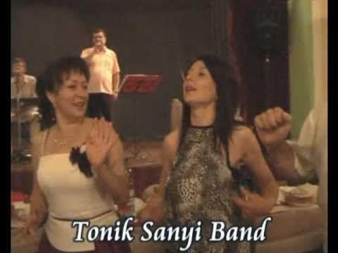 TONIK SANYI BAND - Aranyeső - Nagyváradi lakodalmas zenekar eskuvoi zene...