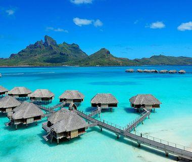 World's Best Hotels: Four Seasons Resort Bora-Bora