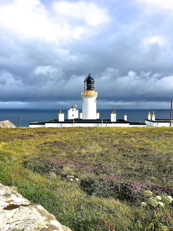 Dunnet Head, Scotland. Read my blog about the North Coast 500.