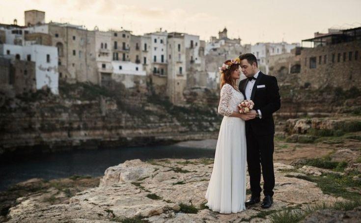 Filmowa opowieść z romantycznych Włoch, czyli klip ślubny Pauliny i Rafała od CREATIVE FILMS STUDIO
