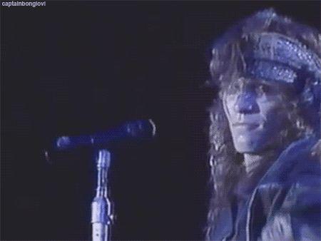 All Things Go Back To Bon Jovi...