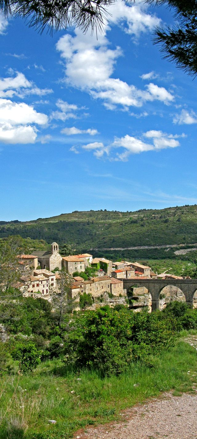 During our cruise on the Canal du Midi we take an excursion to Minerve, the ancient capital of Minervois, which boasts a 12th century Cathar fort surrounded by deep limestone gorges. See the itinerary in full here: http://www.gobarging.com/anjodi-classic-1-itinerary