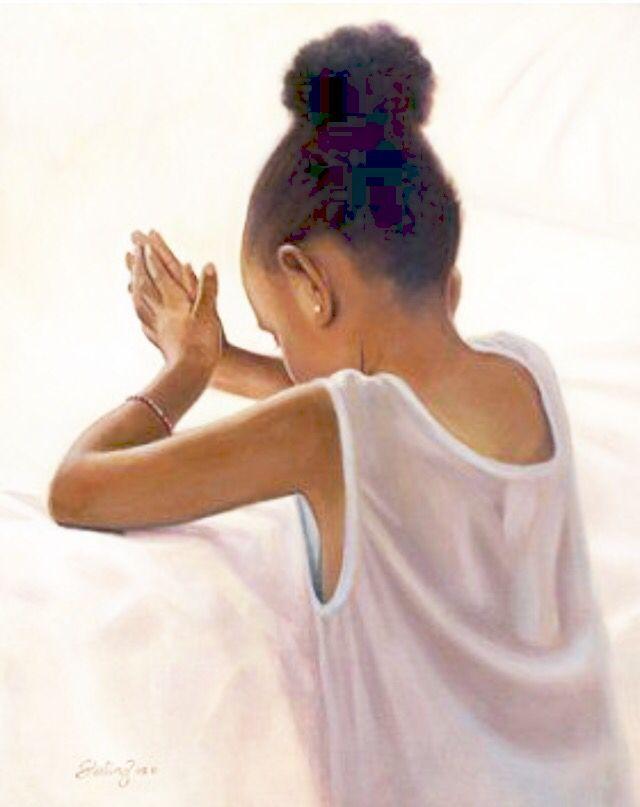 """Dear God, please hear my prayer."""