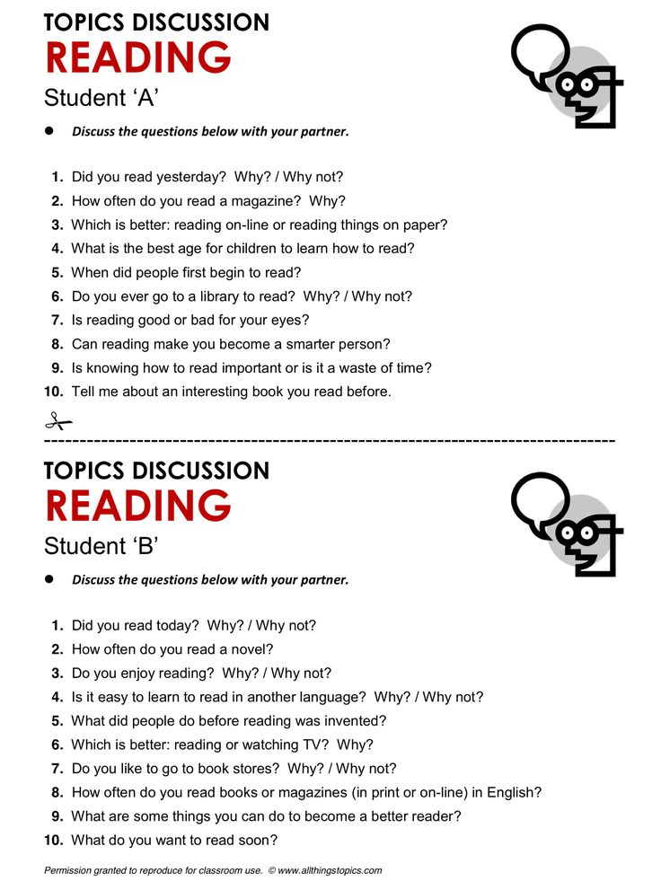 Reading, English, Learning English, Vocabulary, ESL, English Phrases, http://www.allthingstopics.com/reading.html