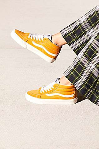 392633409c Sk8-mid Reissue Sneaker from Free People!