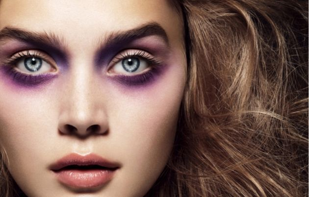 Purple makeup #SephoraColorWash #Purple