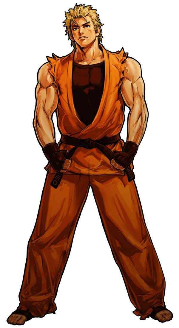 Ryo Sakazaki - The King of Fighters XI