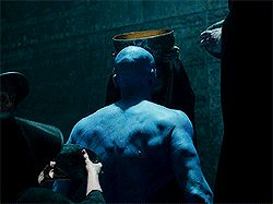1k my gifs Marvel Lee Pace villain gotg Ronan guardians of the galaxy ronan the accuser gotgedit