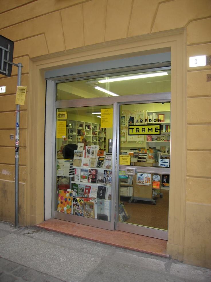 Libreria Trame, Bologna, Italy