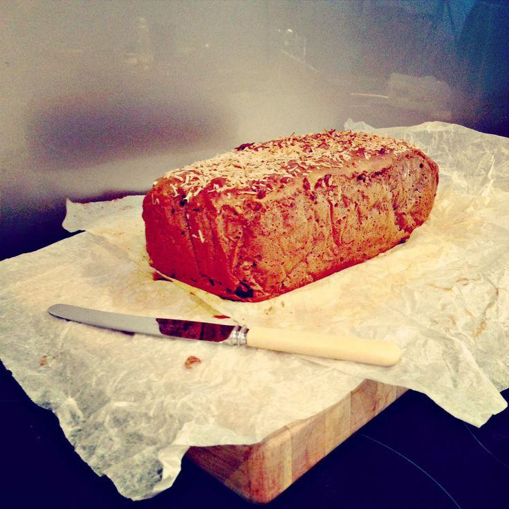 gluten free, sugar free, dairy free, date loaf, thermomix, breakfast, lunchbox ideas