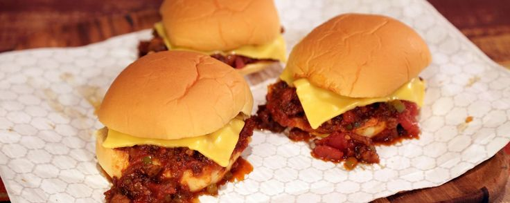 Michael's Bacon & Brown Sugar Sloppy Joes