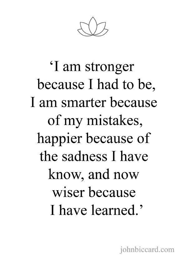 I Am Stronger Because I Had To Be I Am Strong Quotes I Am Quotes Strong Quotes