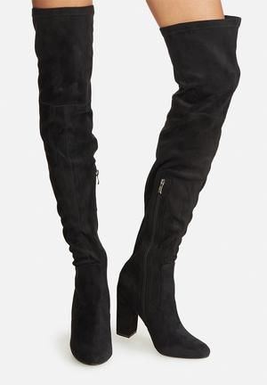 Footwork Orchid Boots Black