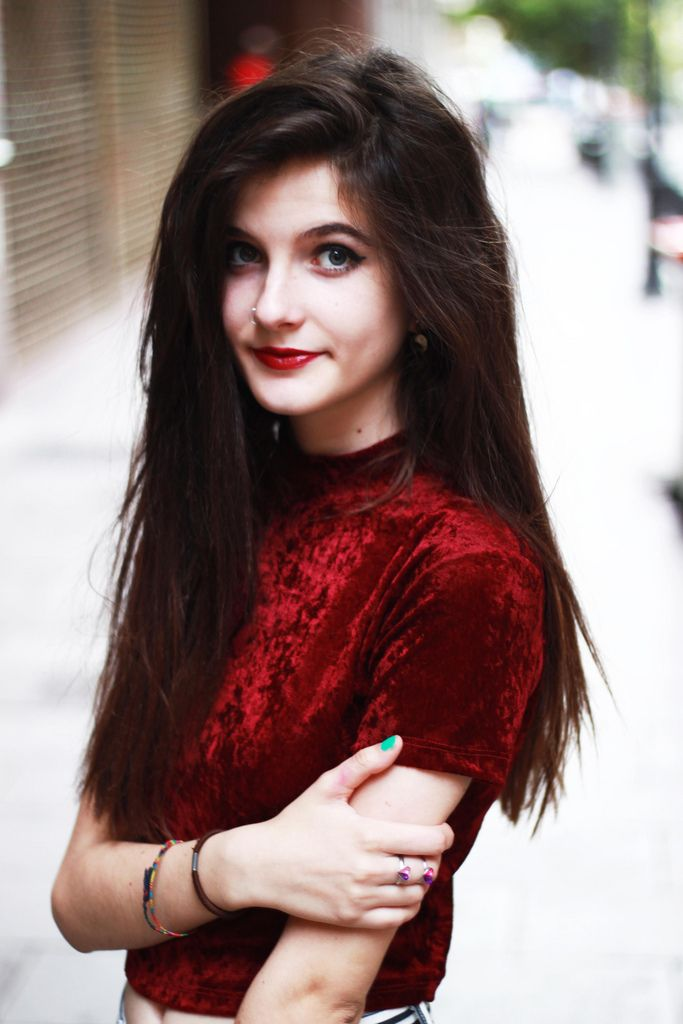 Best 25 red velvet hair color ideas on pinterest velvet red red velvet top follow me on twitter and instagram ashley walters milus pmusecretfo Images