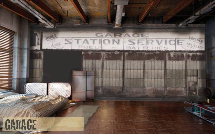 garage (di Creativespace)